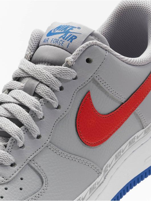 Nike Tennarit Air Force 1 `07 LV8 harmaa