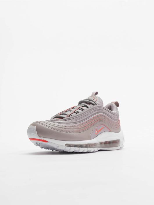 Nike Air Max 97 Se Sneakers Atmosphere GreyBright CrimsonWhite