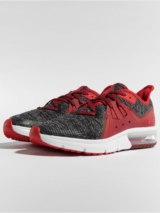 huge discount f61b5 9b8f3 ... Nike Tennarit Air Max Sequent 3 musta ...