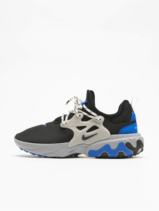 Nike React Presto Sneakers BlackBlackRacer BlueAtmosphere Grey