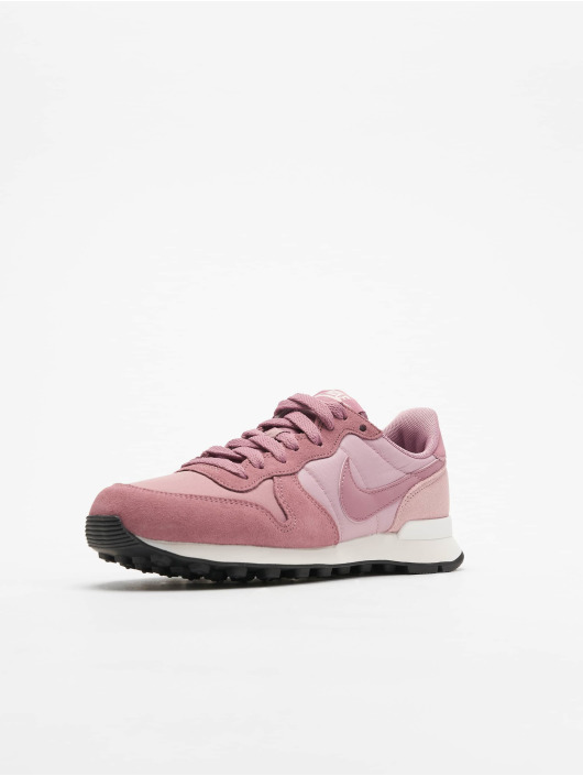 Nike Tennarit Internationalist purpuranpunainen