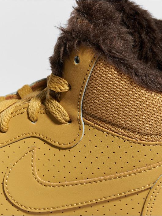 Nike Tennarit Court Borough Mid ruskea