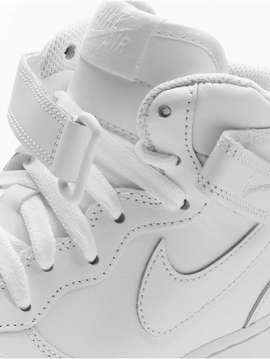Nike Tennarit Air Force 1 Mid '07 valkoinen