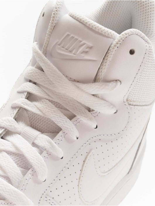 new product bd7f2 30ded Nike Tennarit Court Borough Mid valkoinen ...