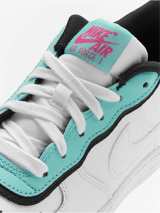 Nike Tennarit Air Force 1 LV8 1 DBL GS valkoinen