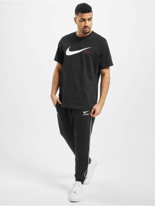 Nike tepláky DNA FT CF èierna