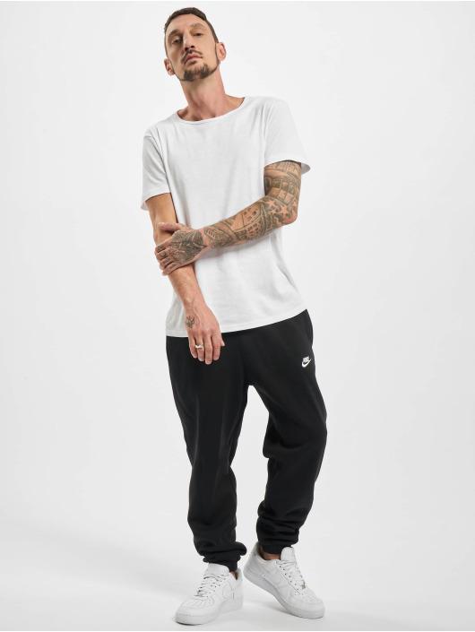 Nike tepláky Club CF BB èierna