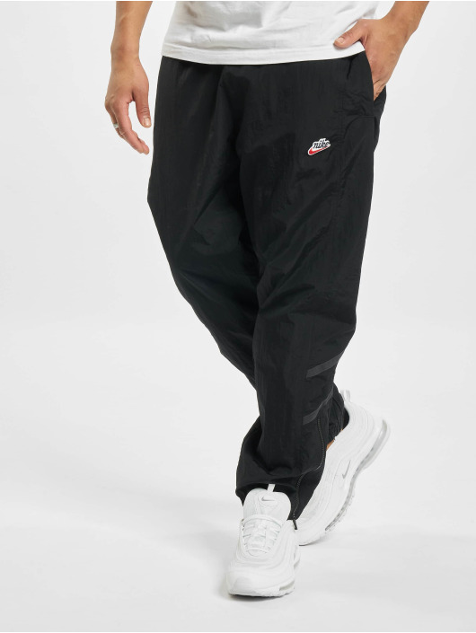 Nike tepláky Nsw Woven èierna