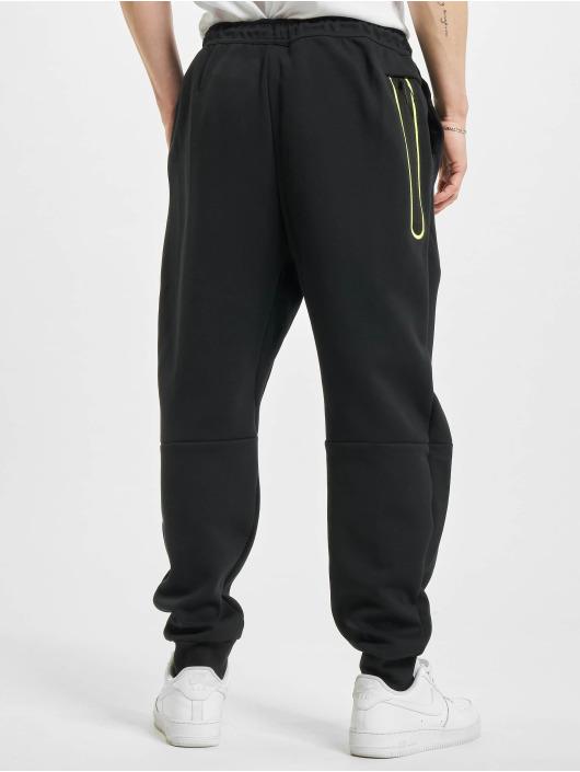 Nike tepláky M Nsw Tch Flc Jggr èierna