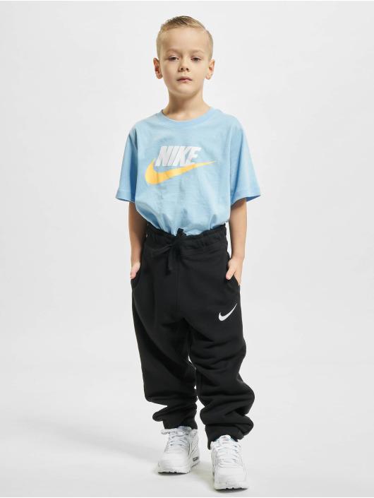 Nike tepláky Fleece Swoosh èierna