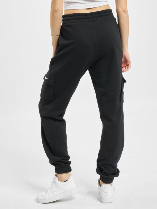 Nike tepláky W Nsw Swsh èierna