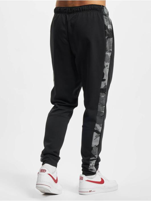 Nike tepláky Camo èierna