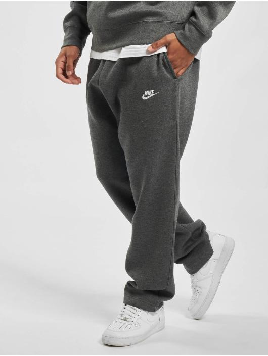 Nike tepláky M Nsw Club Oh Bb šedá