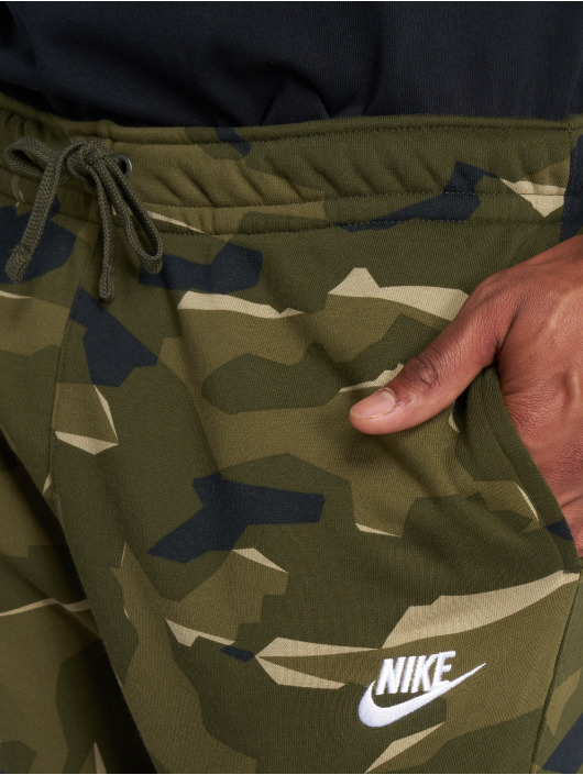 Nike tepláky Sportswear Hoody Cargo maskáèová