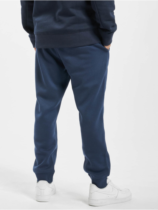 Nike tepláky Club modrá