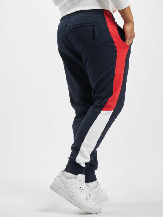 Nike tepláky BB CB modrá