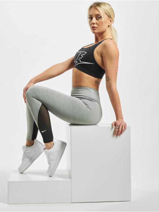 Nike Tights One 7/8 šedá