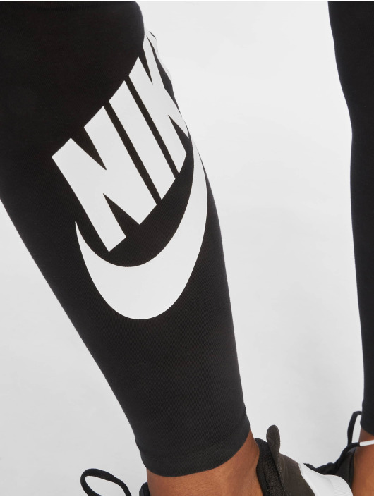 Nike Tights HW Futura czarny