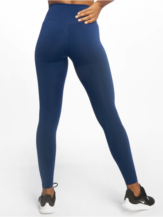 Nike Tights One niebieski