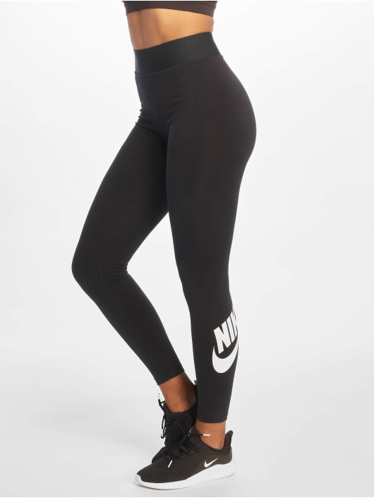 Nike Tights HW Futura schwarz