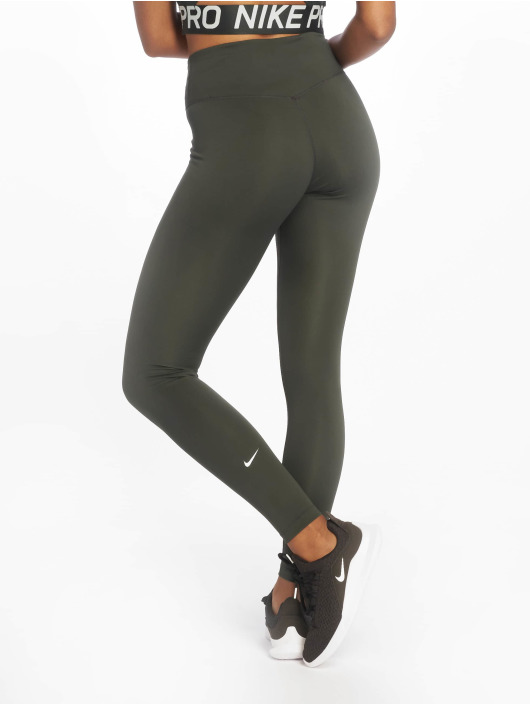 Nike Tights All-In zelená