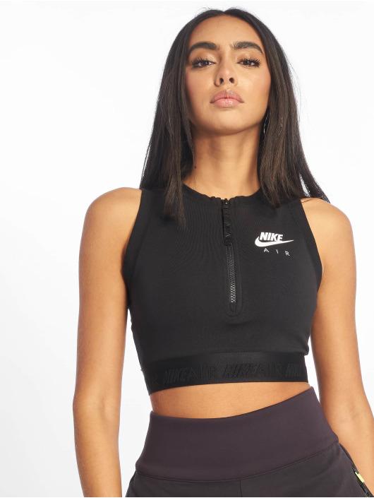 Nike Top Air Crop black