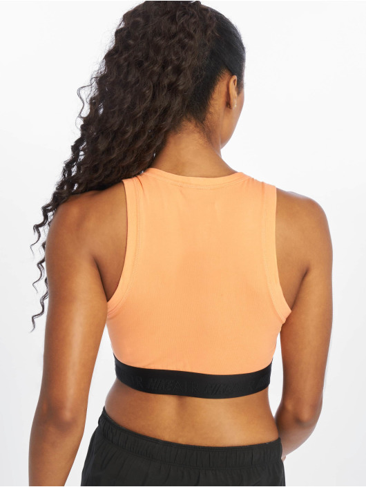 Nike Top Air Crop orange