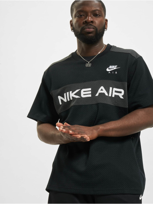 Nike Top Mesh schwarz