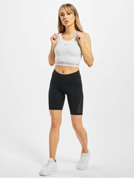 Nike Top Crop white