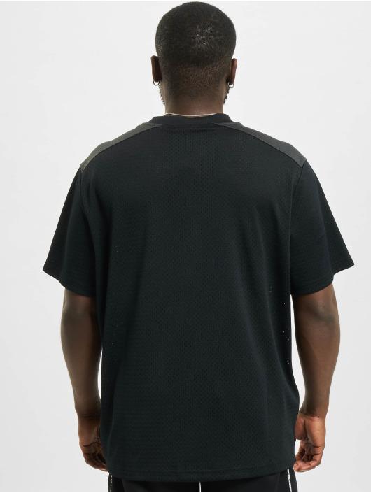 Nike top Mesh zwart