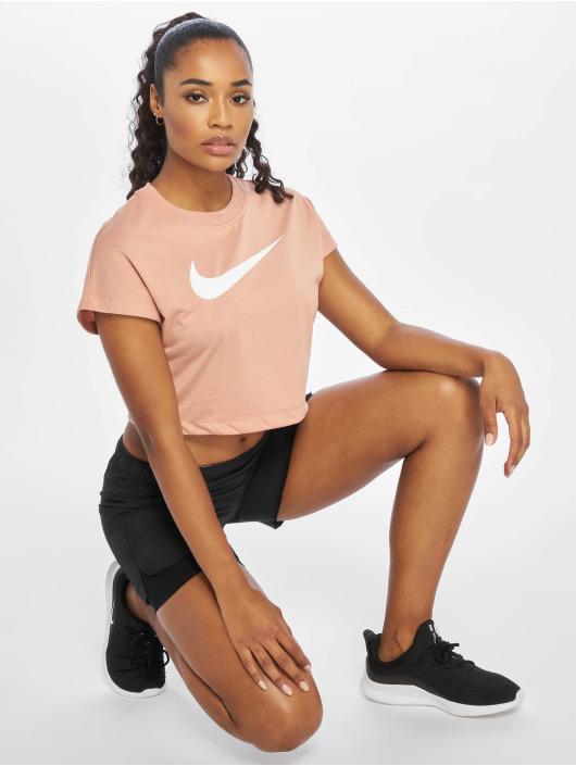 Nike Topper Swoosh rosa
