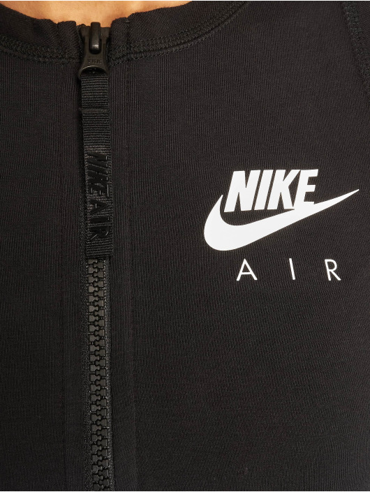 Nike Tops sans manche Air Crop noir