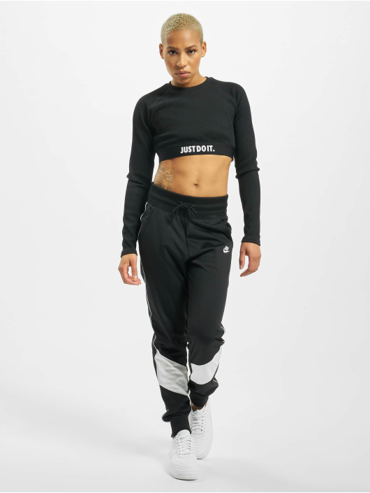 Nike Tops JDI czarny