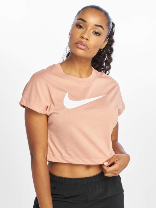 Nike Topy/Tielka Swoosh ružová