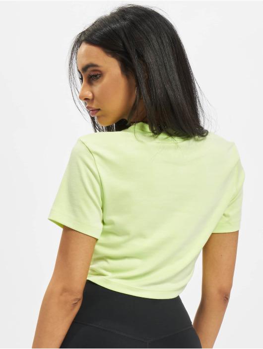 Nike Topy/Tielka Air Crop zelená