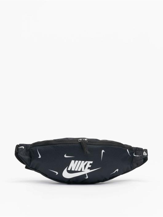Nike Torby Heritage Hip Pack AOP1 czarny