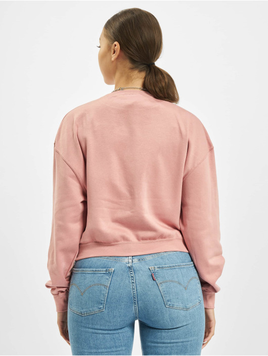 Nike Trøjer Heritage Crew Fleece rosa
