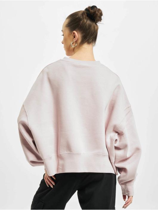 Nike Trøjer W Nsw Crew Flc Trendc rosa
