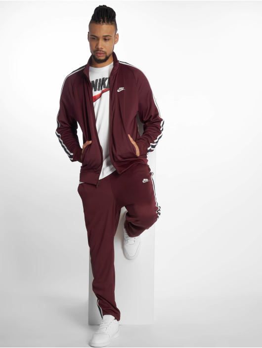 Nike Trainingsjacken Sportswear N98 èervená