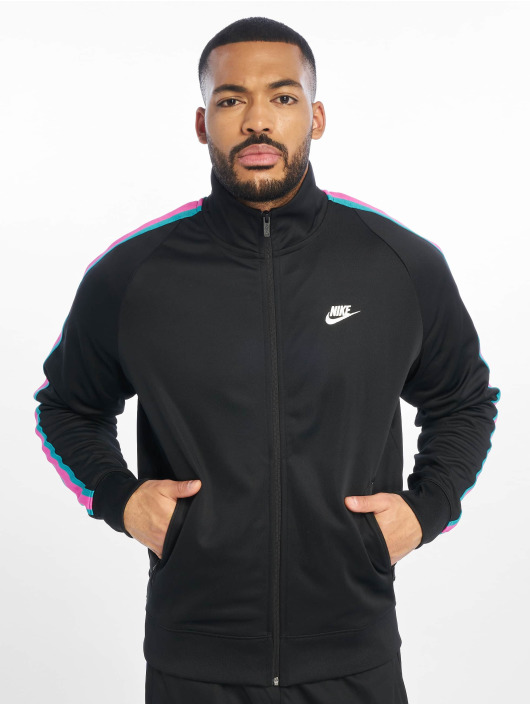 Nike Trainingsjacken N98 schwarz