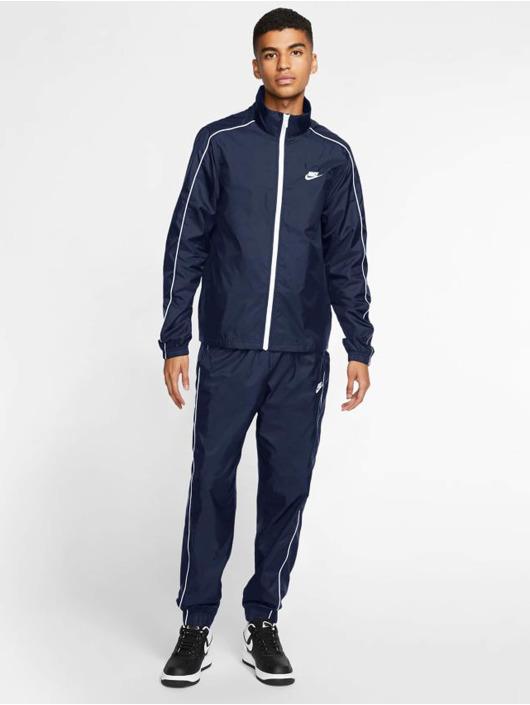 Nike Trainingspak Spe Woven Basic blauw
