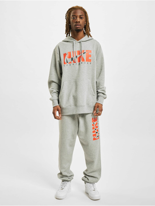 Nike Trainingspak Track grijs