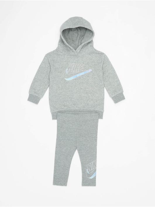 Nike Trainingspak Mini Me grijs