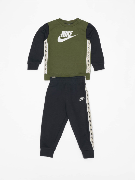 Nike Trainingspak Elevated Trims zwart