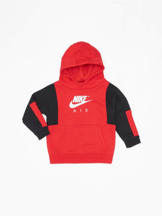 Nike Trainingspak Air Pullover zwart