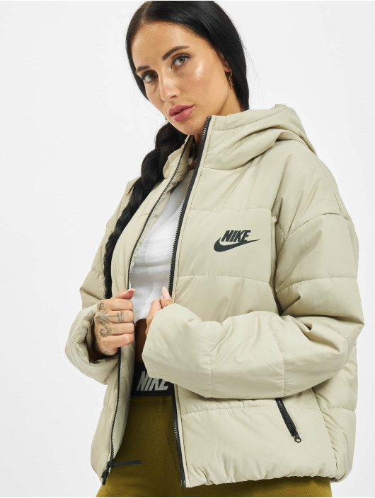 Nike Transitional Jackets Core Synthetic beige