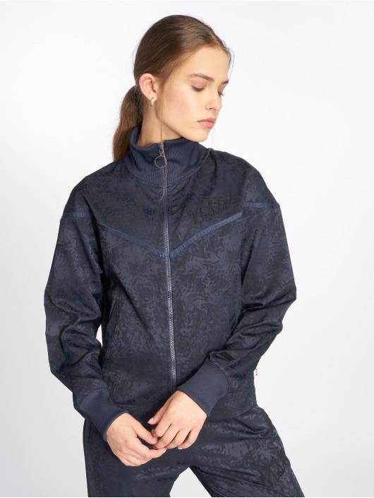 Nike Transitional Jackets Sportswear blå