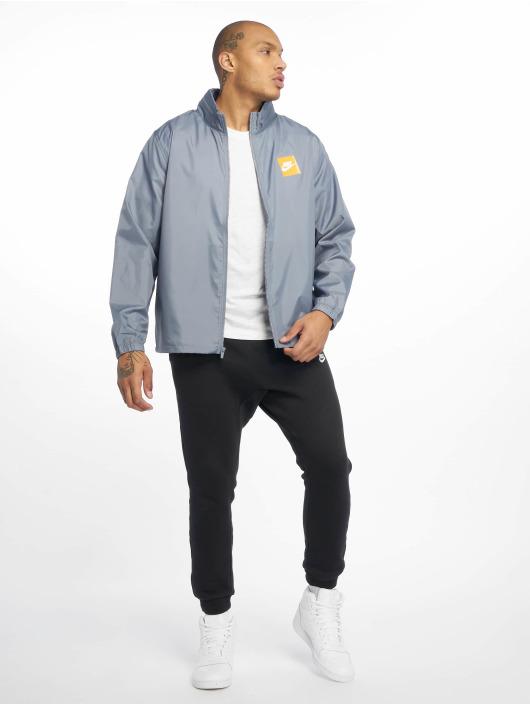Nike Transitional Jackets JDI HD Woven blå