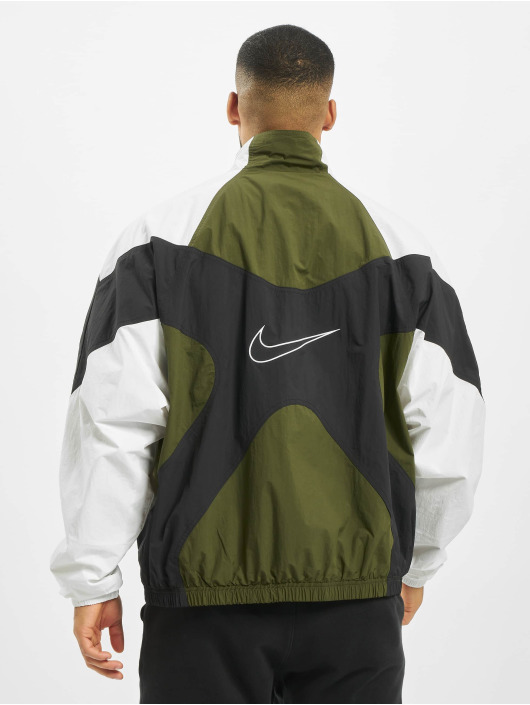 Nike Transitional Jackets Re-Issue Woven grøn