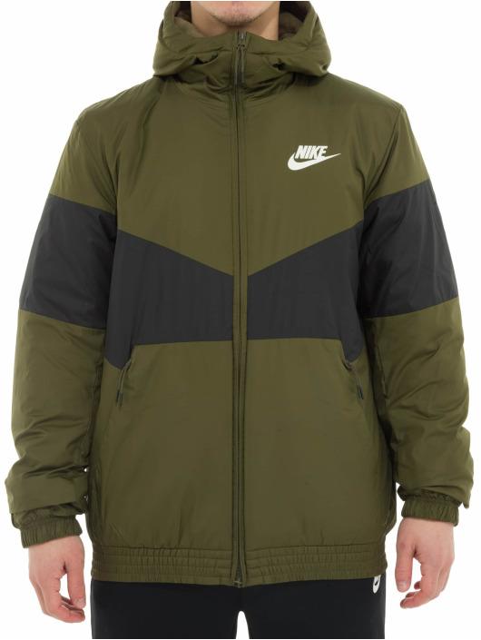 Nike Transitional Jackets Air Jacket oliven